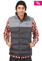 K1X Cogburn Vest black/dark grey heather