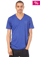 K1X Core Crest V-Neck Tee ultra blue