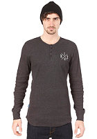 K1X Core Henley black heather