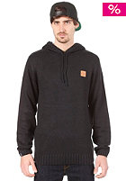 K1X Crest Knit Hoody navy/brown patina