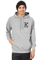 K1X K Hoody dark grey heather/black