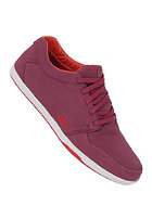 K1X Lp Low burgundy/white/flame