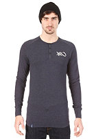 K1X Tag Henley navy heather