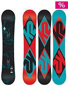 K2 K2 Standard 158 cm Snowboard design