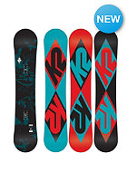 K2 Standard 161 cm Snowboard design