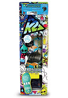 K2 SNOWBOARDING Kids Snowboard Package Large 110 cm design
