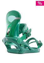 K2 SNOWBOARDING Womens Cassette emerald