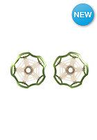 K2 Webbed Powder Basket One Pair green