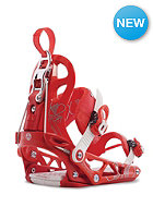 K2 Womens Cinch Tryst Binding red