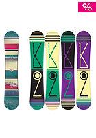 K2 Womens First Lite 150 cm Snowboard design