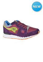 KANGAROOS Coil-R1-Multi berry/dark violet/lime