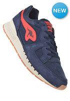 KANGAROOS Coil-R1 Nubuck dark navy/red