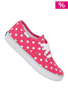 KEDS Original Champion CVO raspberry/white polka dot