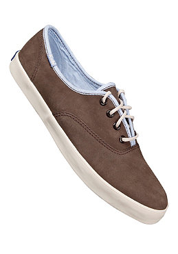 KEDS Womens Champion CVO Haze Leather espresso