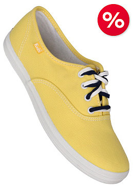 KEDS Womens Champion CVO neon lemon