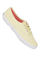 KEDS Womens Champion CVO Oxford light yellow