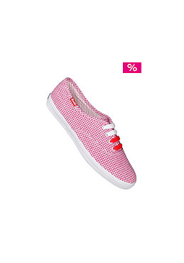KEDS Womens Champion CVO pink flamb ionic prints laces