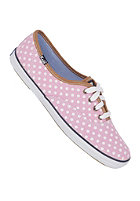 KEDS Womens Champion CVO Polka Dot pink/white