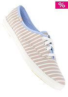 KEDS Womens Champion CVO Stripe tan/white