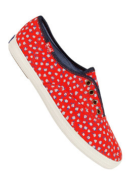 KEDS Womens Champion Floral red