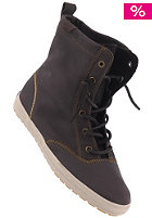 KEDS Womens Champion Leather Boot coffee