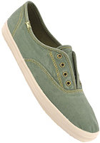 KEDS Womens Champion Not Too Shabby CVO olive