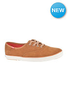 KEDS Womens Champion Suede Unlined tan
