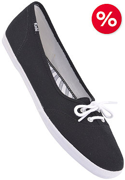 KEDS Womens Champion Too Cute black
