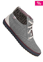 KEDS Womens Champion Varsity Boot Wool grey