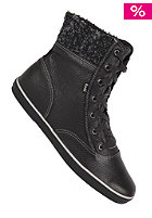 KEDS Womens Chukka December Boot Leather black
