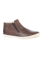 KEDS Womens Chukka Slip On Fur brown