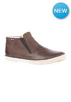 KEDS Womens Chukka Slip On Fur brown