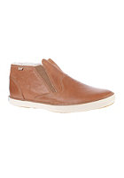 KEDS Womens Chukka Slip On Fur tan