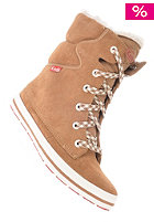 KEDS Womens Droplet Suede tan