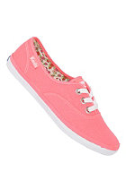KEDS Womens Rookie Neon coral
