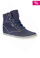 Womens Rookie Wedge navy