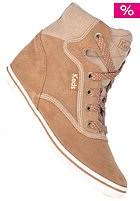 KEDS Womens Rookie Wedge tan