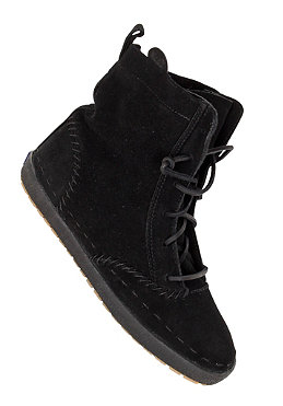 KEDS Womens Shearling Boot black
