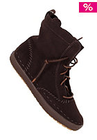 KEDS Womens Shearling Boot coffee