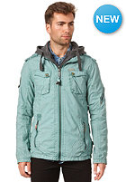 KHUJO Caspar Jacket turquoise