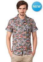 KHUJO Chros Shirt grey hawaii