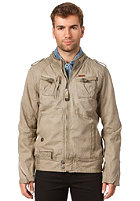 KHUJO Gin Jacket dirty beige