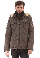 KHUJO Jones Jacket olive
