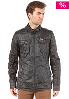 KHUJO Uniform Jacket charcoal