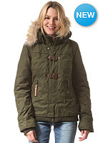 KHUJO Womens Ashley Jacket olive