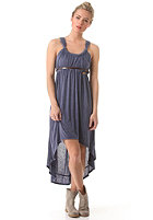 KHUJO Womens Baham Dress cobalt blue