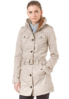 KHUJO Womens Boston Coat stone
