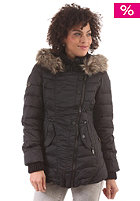 KHUJO Womens Cell Jacket black