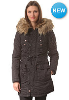 KHUJO Womens Claire Coat chocolate