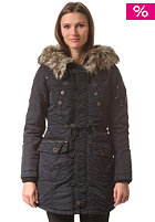 KHUJO Womens Claire Coat navy